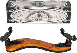 Mi & Vi Mi&Vi 4/4 Violin Shoulder Rest - Real Maple Wood, Collapsible, Adjustable