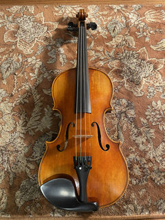 Great Wall Great Wall Unlabeled used 3/4 violin outfit, China
