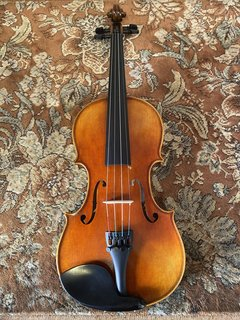 Used THANKFUL STRINGS 3/4 violin outfit, model 25, CHINA