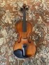 Gliga Gliga Cristian 1/8 violin outfit, Romania 2008 #133 ***CERT***
