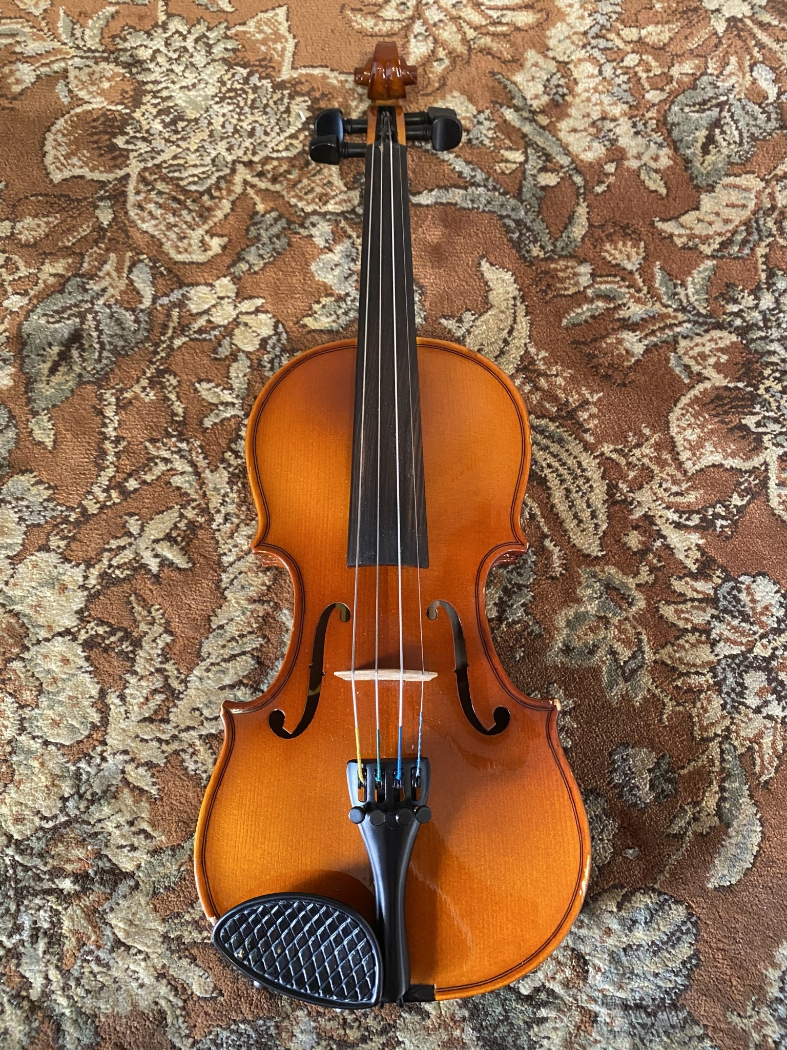 1/8 Used Serafina Violin Outfit