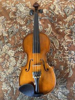 """Romanian Used """"Genial Violins"""" violin, Romania, 2016, #164288"""