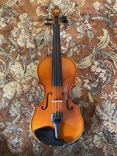 Serafina Used Serafina 1/10 violin with free case, bow, rosin & polish cloth (#226)