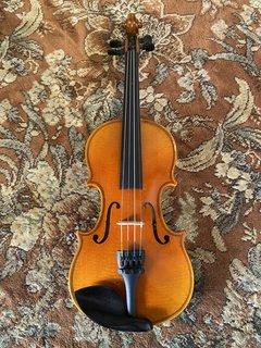 Serafina Used Serafina 1/10 violin with free case, bow, rosin & polish cloth