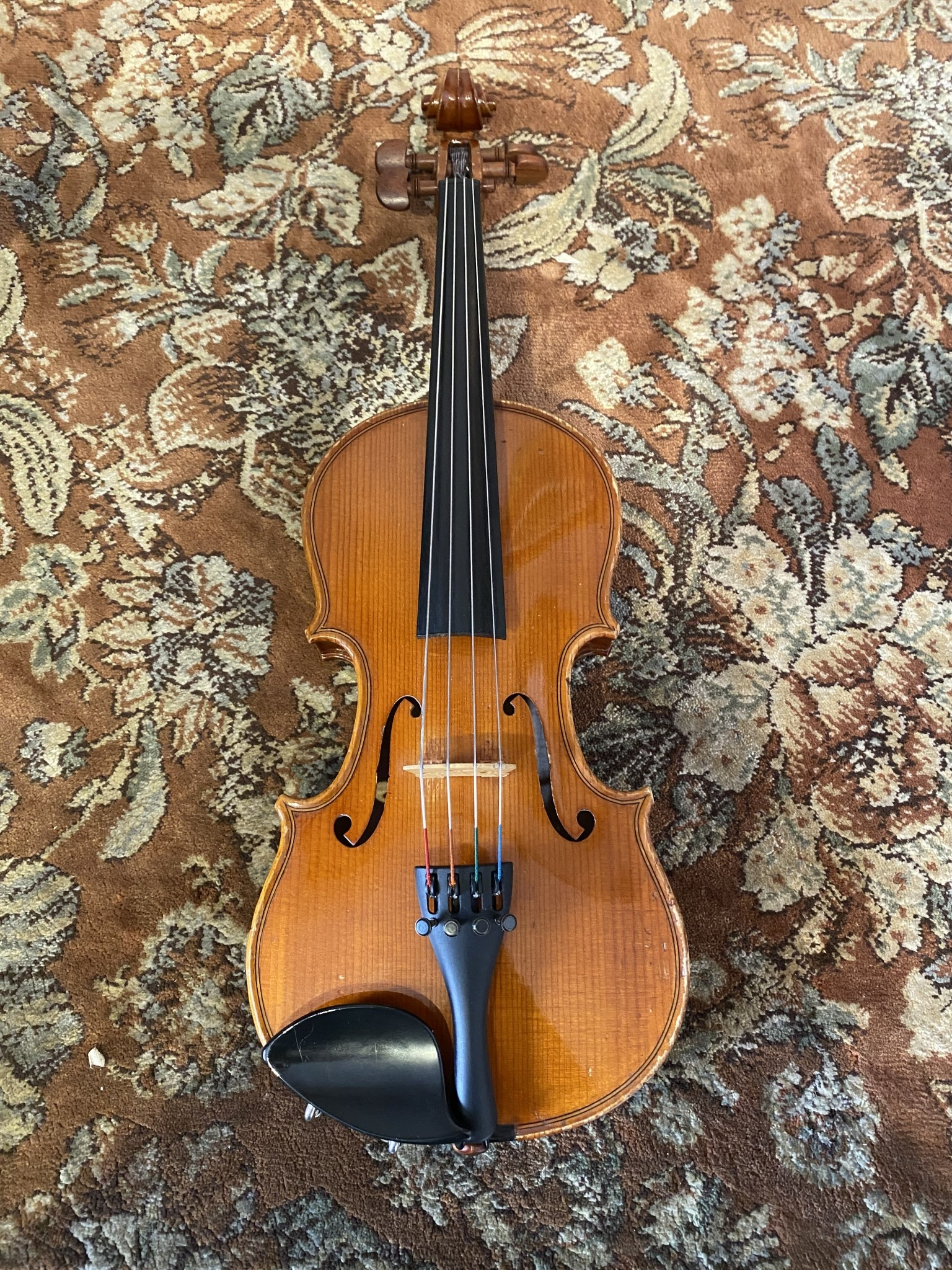 """Used 11"""" viola outfit"""