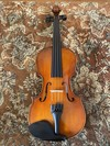 "Used THANKFUL STRINGS 12"" viola outfit, model 25, CHINA"