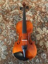 "12"" used viola outfit, fine Chinese"