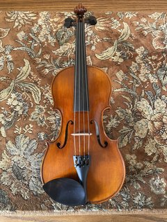 """Century Strings Angel Taylor antiqued 14"""" viola outfit model 320 by Century Strings"""