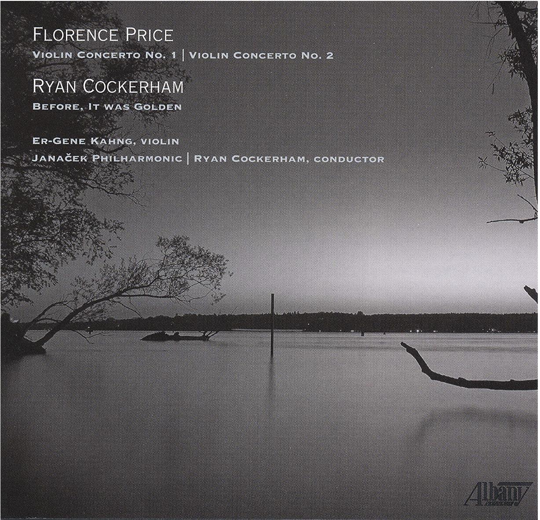 Er-Gene Kahng CD - Florence Price Violin Concerto #1