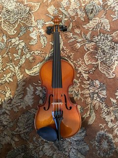 Serafina Serafina 1/16 used violin with free case, bow, rosin & polish cloth