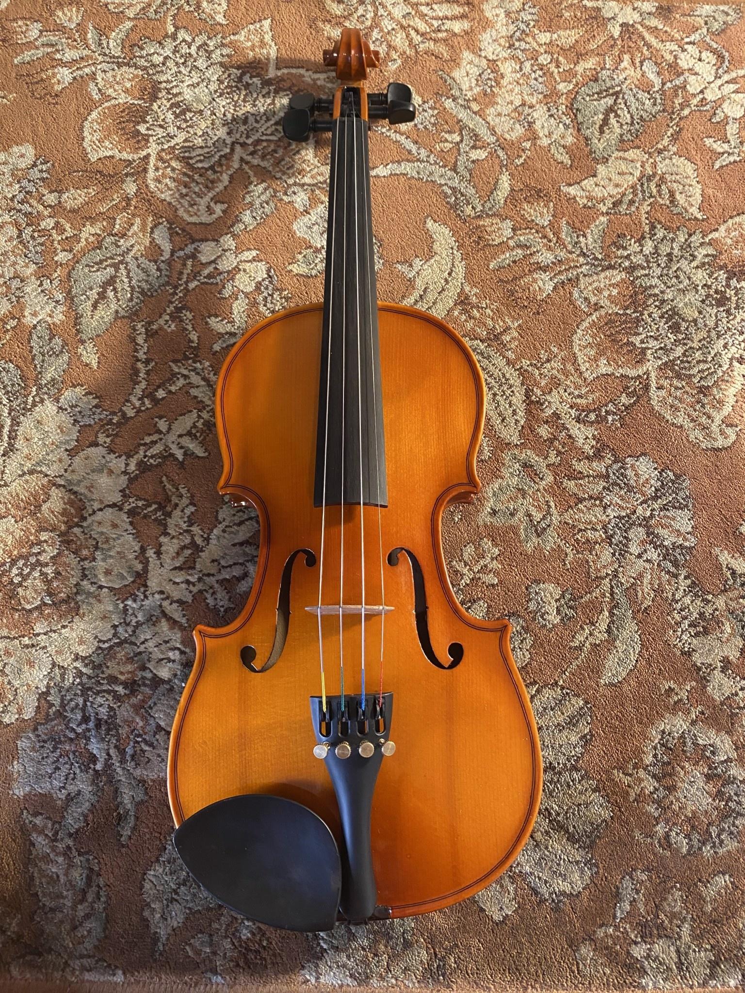 Serafina Used Serafina 1/2 violin #010