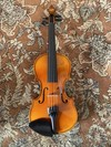 Serafina Used Serafina DX 1/10 violin with free case, bow, rosin & polish cloth (#221) 2020