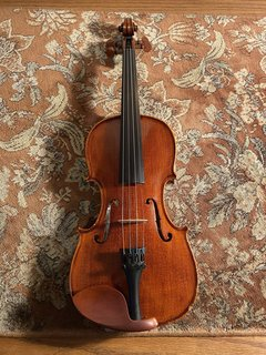 Salvatore Cadoni used 3/4 violin outfit, 2007