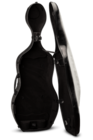 Eastman CACL30 polycarbonate cello case with wheels, 9 lbs,
