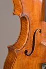 Bob Spetz 4/4 violin #16, Salt Lake City, UT, USA, 2020