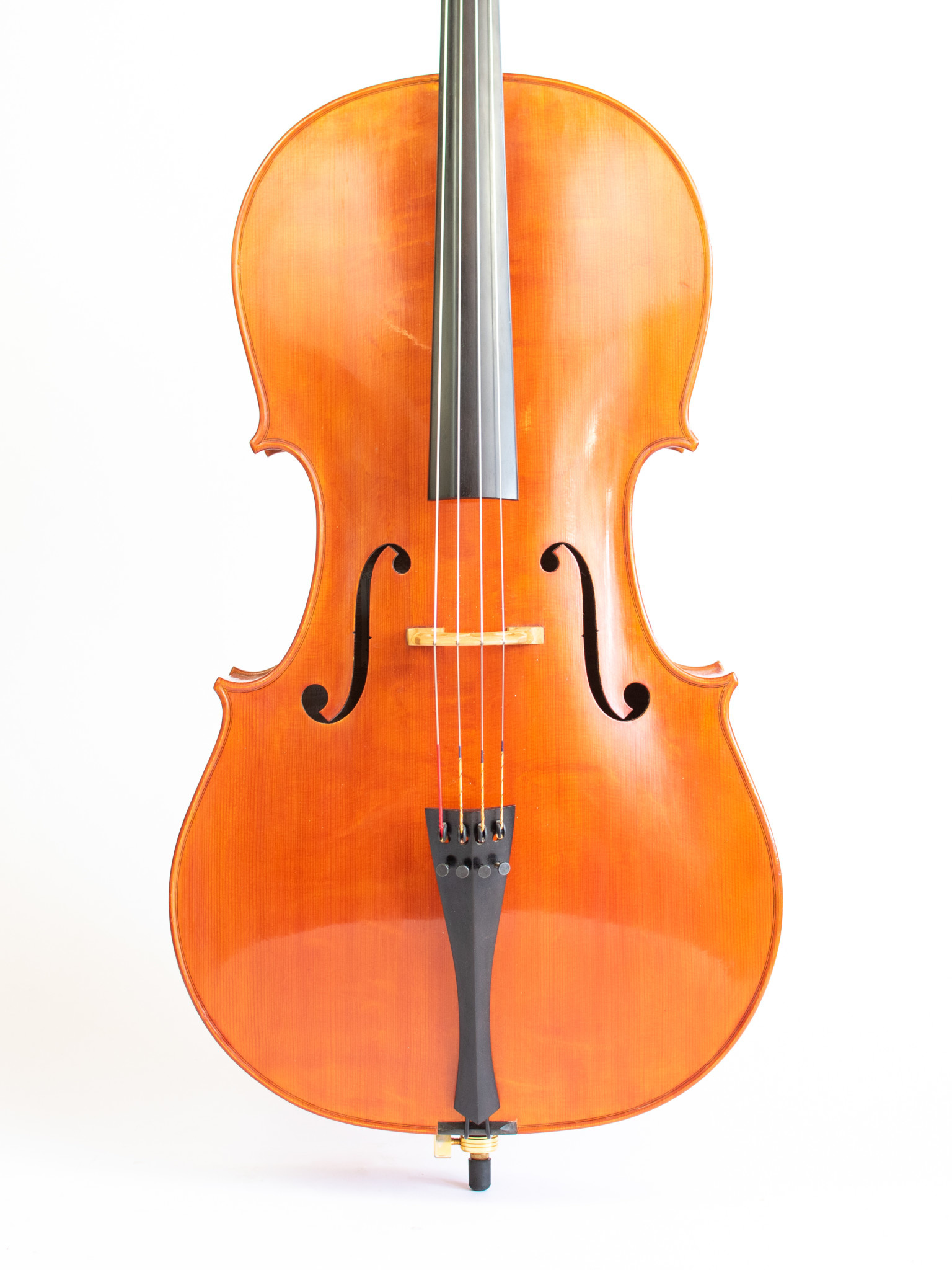 Carlos Funes Vitanza 4/4 cello, 2002, Duport Strad model