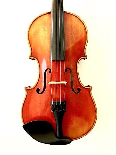 Angeli Raphael used 3/4 violin outfit