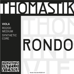 Thomastik-Infeld Rondo viola string set by Thomastik-Infeld, straight