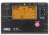 Korg Korg TM-60 Chromatic Tuner Metronome, Black