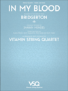 HAL LEONARD Mendes: In My Blood - featured in the Netflix Series Bridgerton (string quartet)