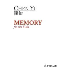 Theodore Presser Yi: Memory (solo viola) Presser