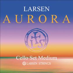 Larsen Larsen Aurora cello string set