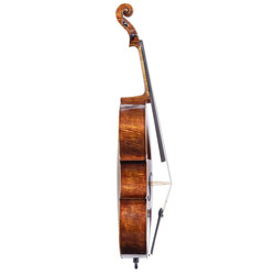 Mi & Vi Nocturne 4/4 cello, fully carved, with high quality strings