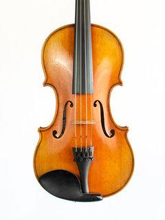 Henri Delille La lutherie d'art Violin, Guarneri del Gesu 1742 model, Belgium