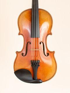 Henri Delille La Lutherie d'Art violin, Strad 1716 model, Belgium