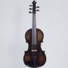 Realist REALIST electric 5-string Pro E-Series violin feat. Instant Active with BLACK finish, Wittner pegs & case