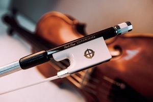 CodaBow CodaBow DIAMOND GX Violin Bow, with Alabaster XEBONY Frog, USA