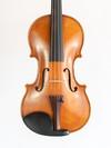John Osnes violin, single-piece back, 2020, Anchorage AK