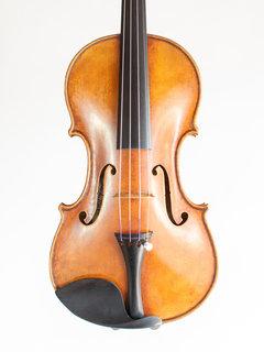 Peter Bingen violin, 2020, Minneapolis MN
