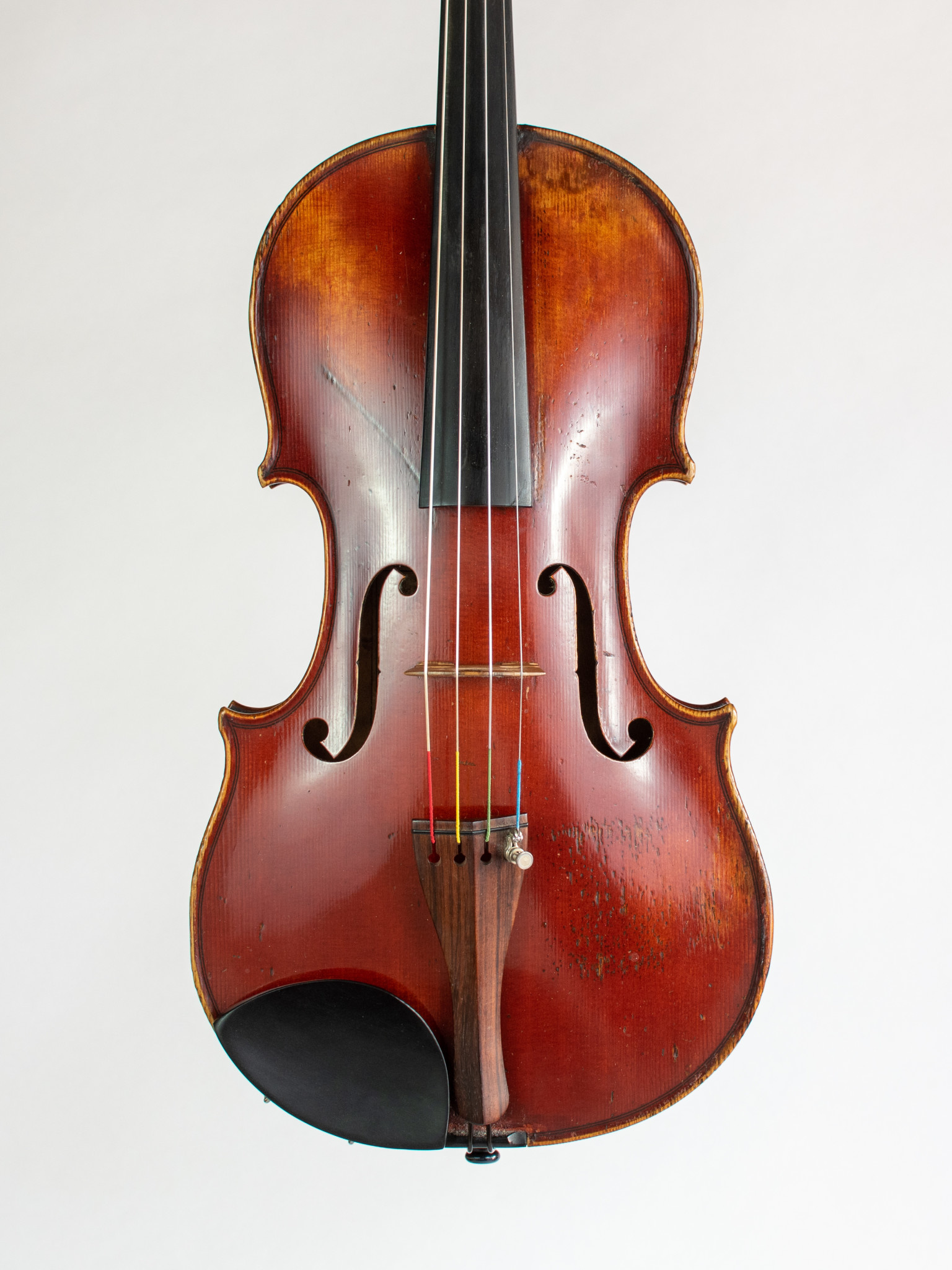 French Gand & Bernardel 16 1/4 viola, 1889, Paris, FRANCE