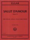 International Music Company Elgar (Fine): Salut d'amour, Opus 12 (piano quartet) IMC
