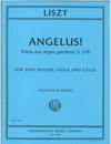 International Music Company Liszt (Bastable): Angelus! Prière aux anges gardiens, S. 378 (string quartet) IMC