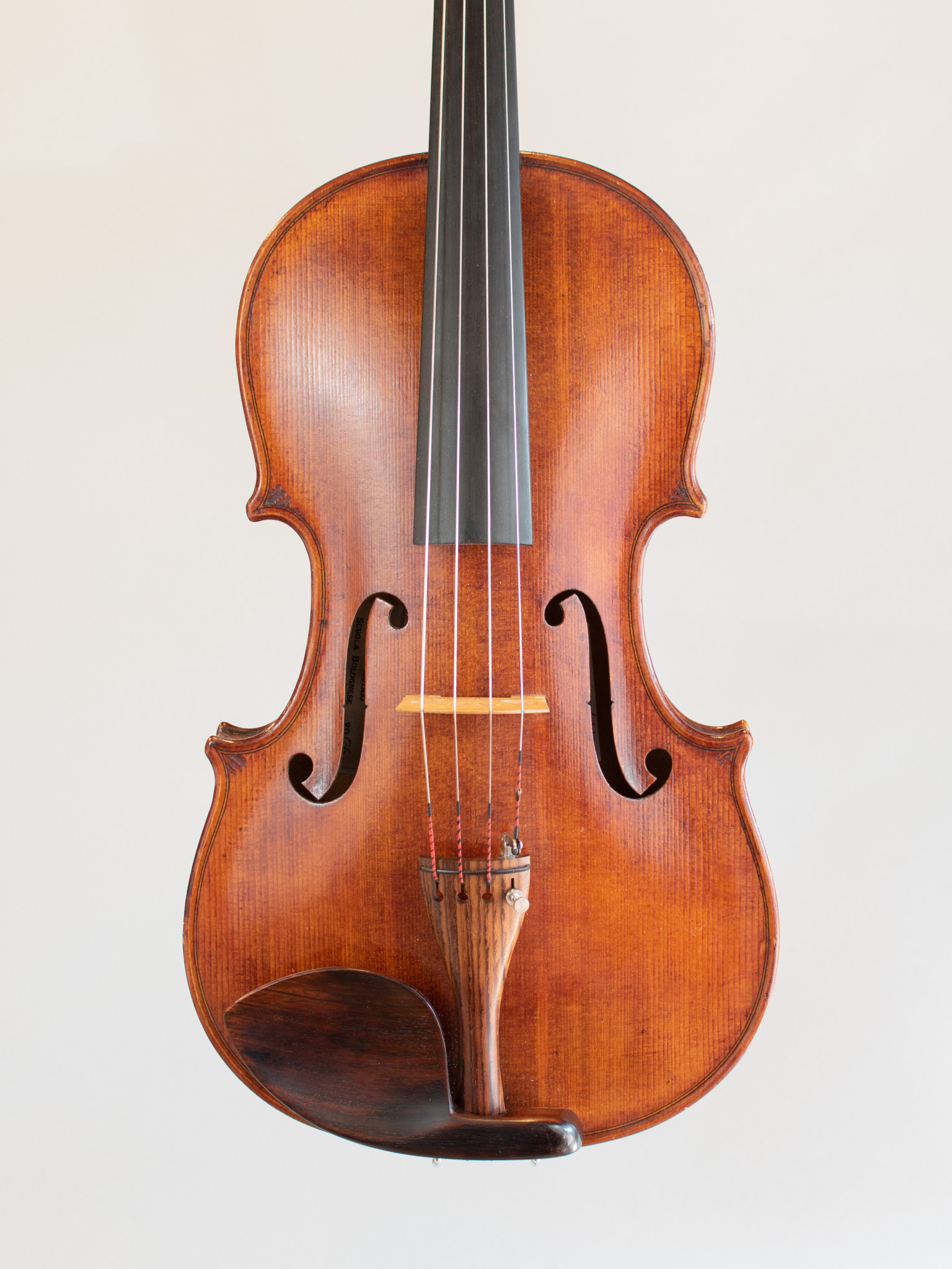 """15 1/8"""" Raffaele Orofino viola, 2006, Scuola Bolognese"""