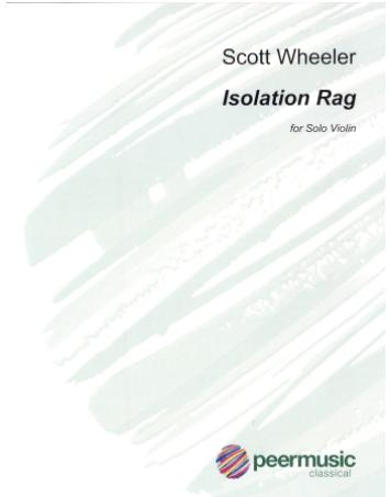 Peer Music Wheeler: Isolation Rag (violin) PeerMusic