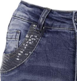 Mel & Co. Sequin Jeans