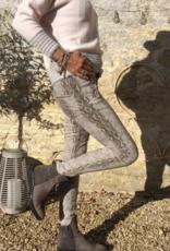 Mel& Co. Snake Skin Pant