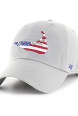 47 Brand 47 Hat  Island Flag