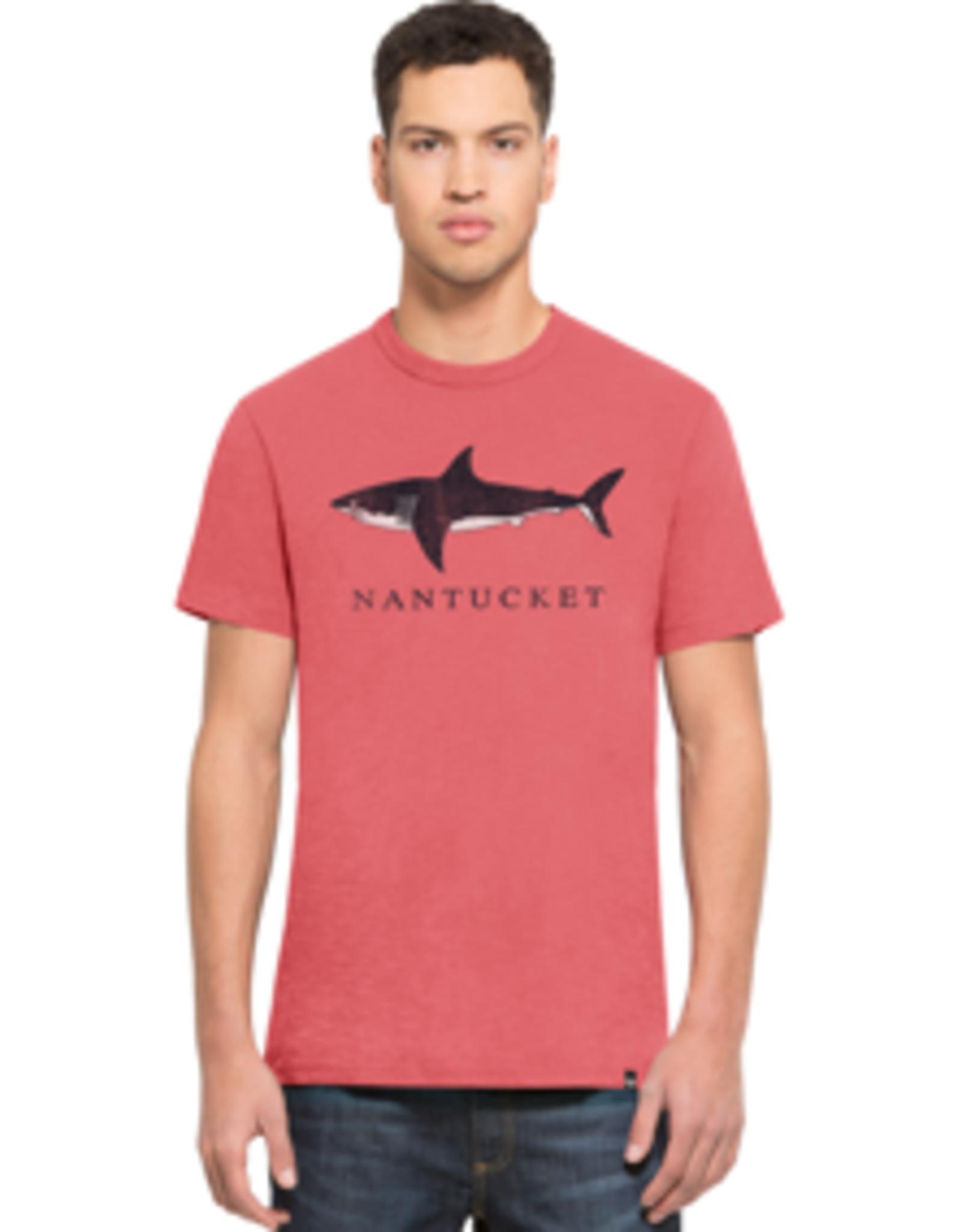 47 Brand 47 Unisex Tee Shark