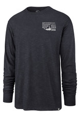 47 Brand 47 Mens Oversand Long Sleeve