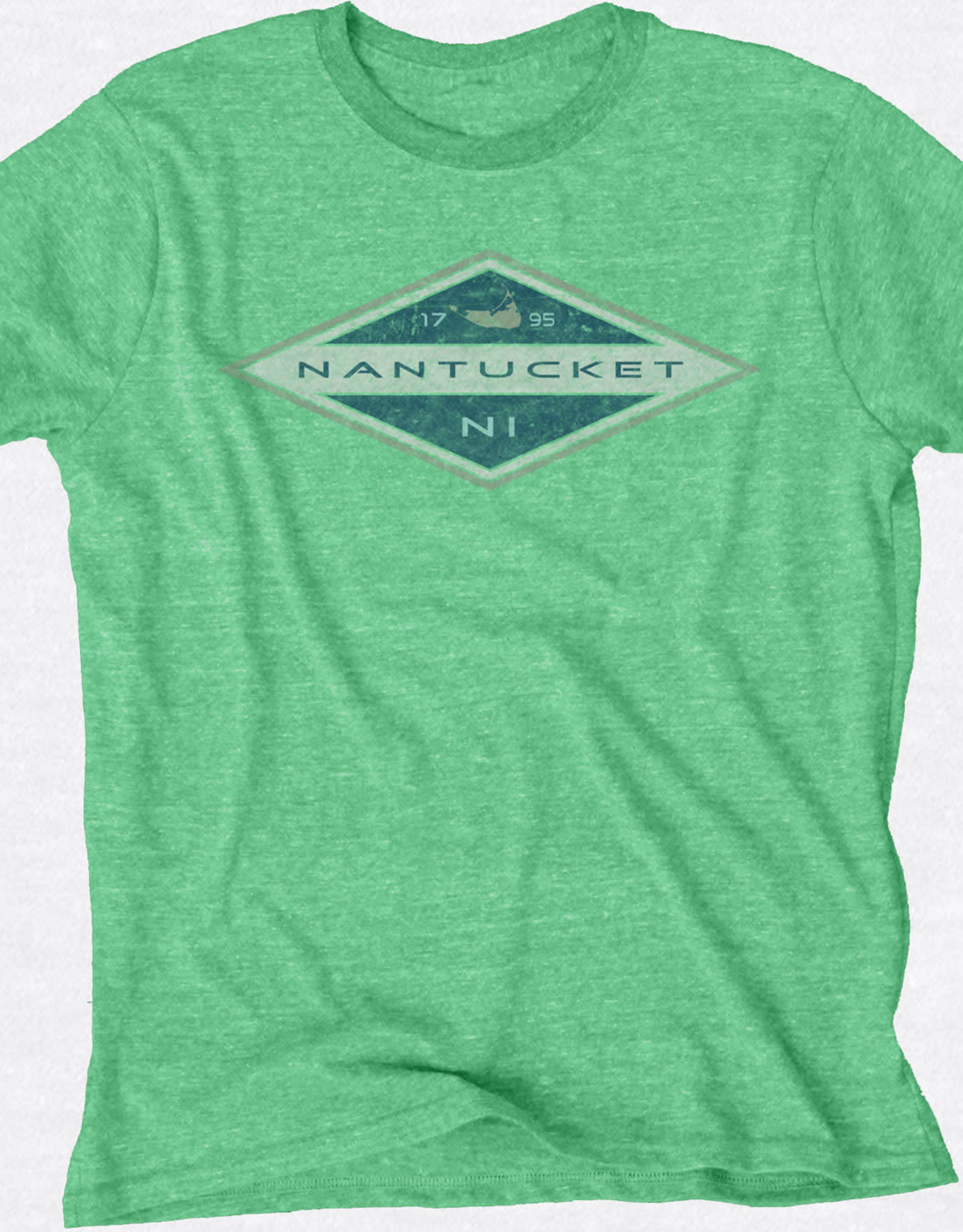 Blue 84 Blue 84 Unisex Tee Nantucket Diamond