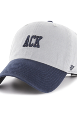"47 Brand 47 Hat ""Clean Up"" Two Tone ACK"