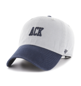 "47 Brand 434: 47 Hat ""Clean Up"" Two Tone ACK"