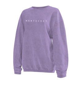Chicka-D 16: Chicka-D Ladies Crew Neck Straight Nantucket