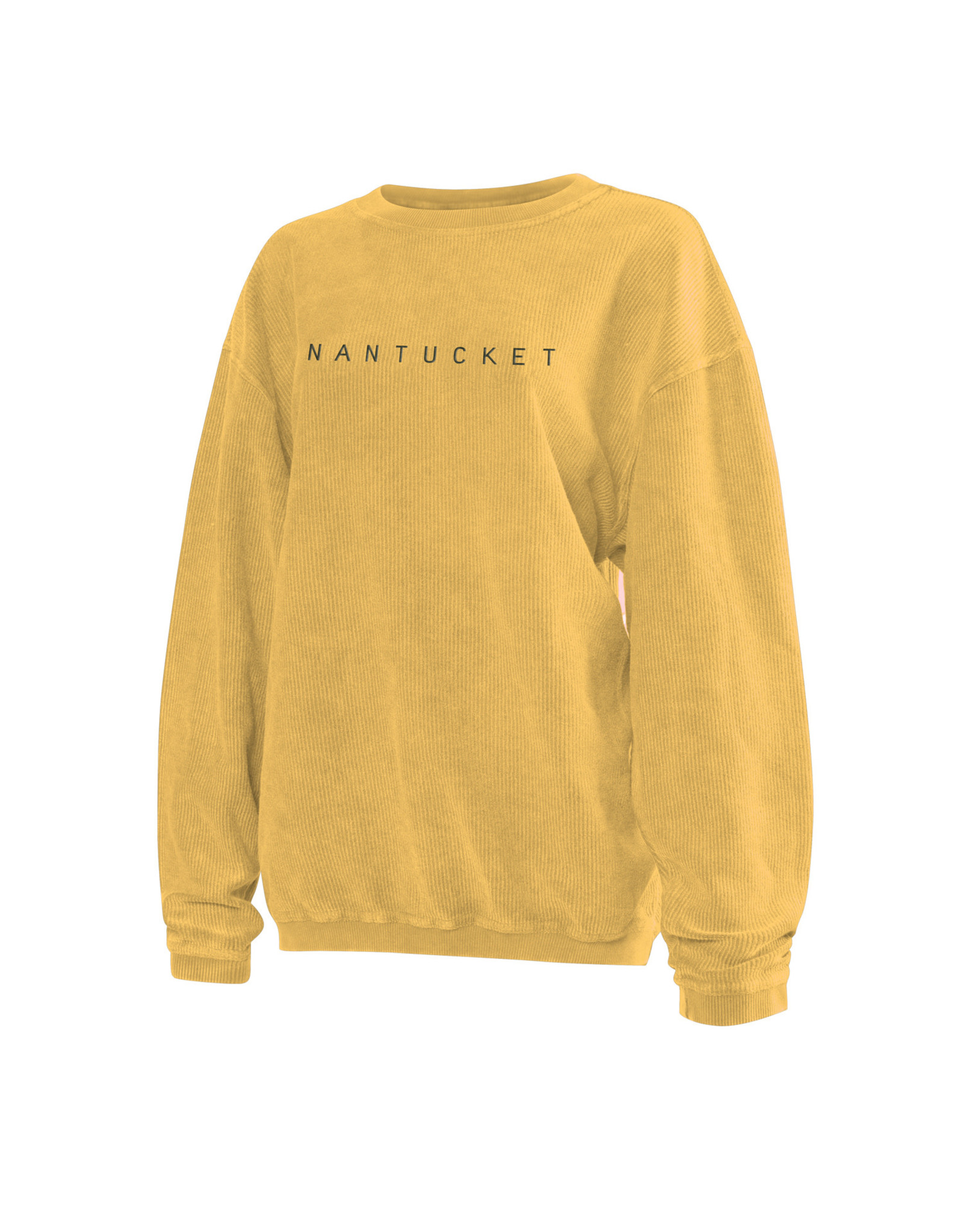 Chicka-D Chicka-D Ladies Crew Neck Straight Nantucket