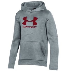 Under Armour 557: UA Youth Pullover Hoodie UA Logo