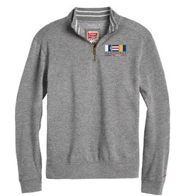 League 77: League Unisex 1/4 Zip LC Signal Flags